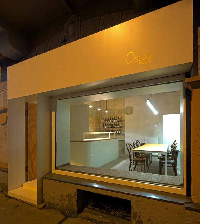 """Restaurant """"Oscar kocht"""" Foto: Günter Richard Wett"""