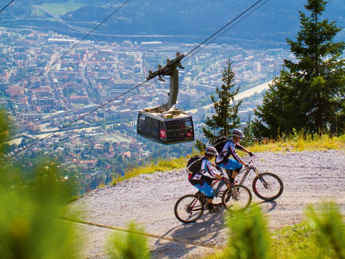 Innsbruck singletrail