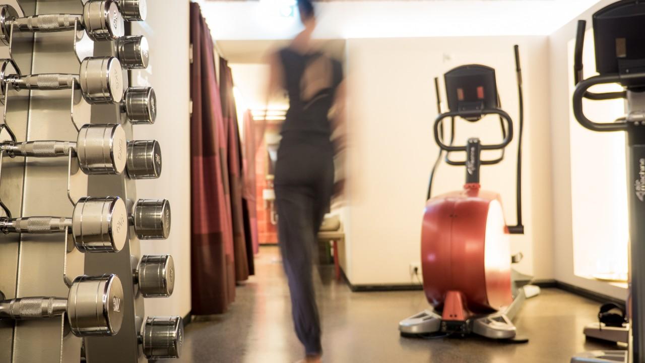 Wellness und Fitness im und ums Nala